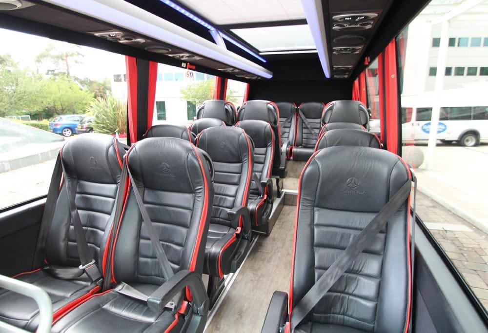 Swift Minibus Hire
